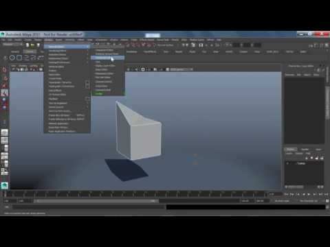 Maya Monday   - How to move components like edges and vertices