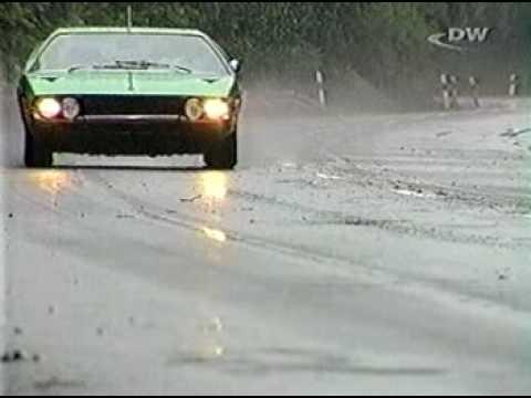 Lamborghini Espada (from TV-channel Deutsche Welle)
