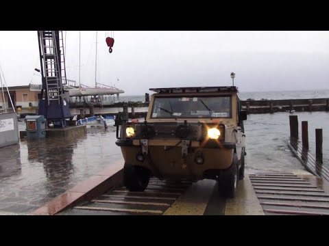 Amphi-Ranger on Garda Lake 2013