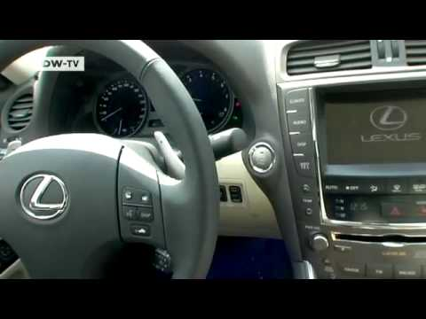 test it! The Lexus IS 250 | drive it