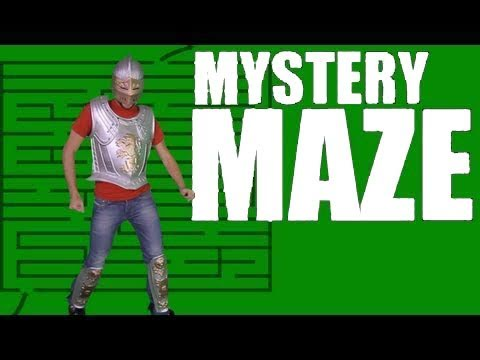 MYSTERY MAZE! (interactive YouTube game)
