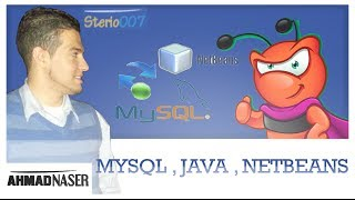 MySQL And Java Tutorial using netbeans part2 creating school database and student table and learn how to use phpmyadmin