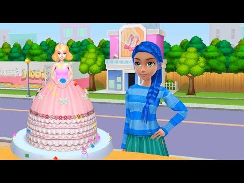 Cake Cooking Game - Play Fun Cakes Kids Game - My Bakery Empire Bake, Decorate