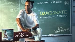 Arcangel – Imaginate ft. J Balvin