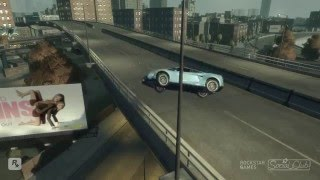 GTA IV MortesTombos e Acidentes