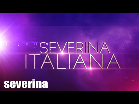 Severina &#8211; Italijana video i tekst pjesme