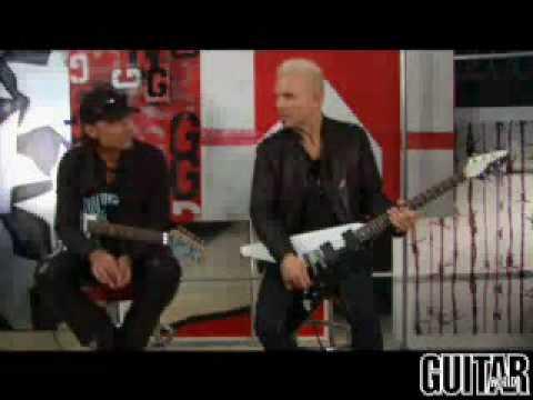 Scorpions - Jabs & Schenker Guitar Lesson Part 1 (The Zoo + Blackout)