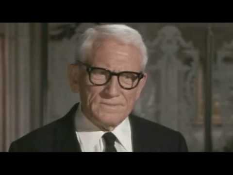 Spencer Tracy: Guess Who-s Coming to Dinner (Remember to Love Your  Woman) Monologue