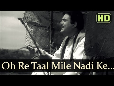 Oh Re Taal Mile - Sanjeev Kumar - Anokhi Raat - Bollywood Songs - Mukesh