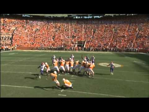 Florida Gators vs. Tennessee 09/18/10 (HD Highlights)