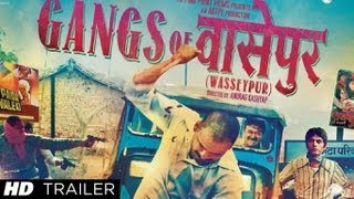 Gangs of Wasseypur Theatrical Trailer   Manoj Bajpai