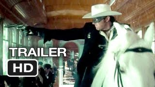 The Lone Ranger Official Trailer (2013) - Johnny Depp, Armie Hammer Movie HD