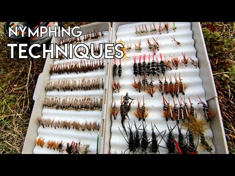 The New Fly Fisher - Tip #27: Nymphing Techniques