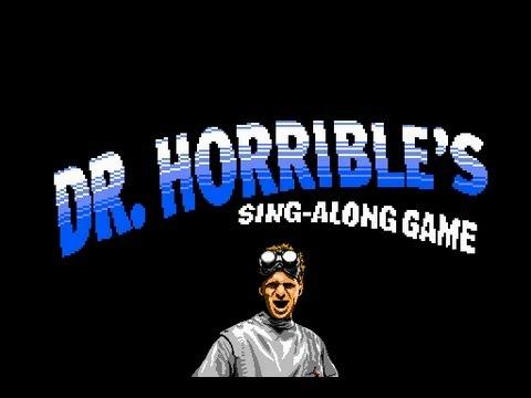 8-Bit Dr. Horrible (Act 1)