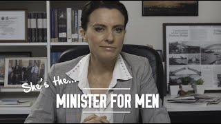 Trailer: She's the Minister for Men