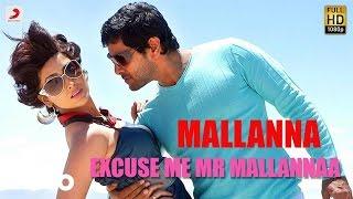 Mallanna - Excuse Me Mr. Mallannaa Lyrics