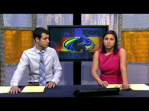 Panthervision | Program | 10/22/2012