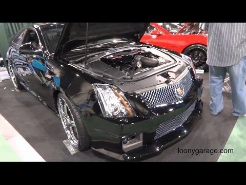 Cadillac CTS-V Coupe Martin V1000