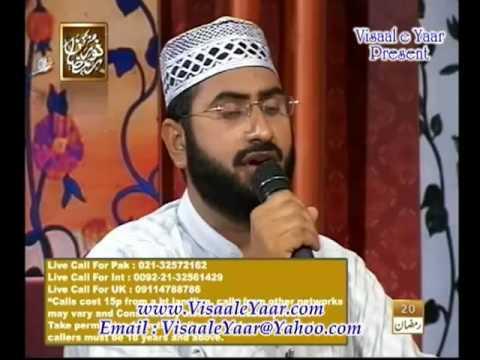 Urdu Naat( Khatam Ho Ga Na Tera )Qari Asif In Qtv.By  Naat E Habib