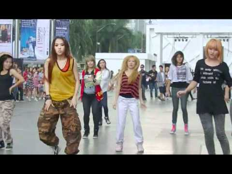 GATSBY: The Biggest Street Dance in Thailand!!