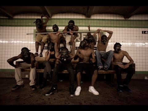 NextLevel Squad Zilla March New York Flexing | YAK FILMS & B-ZWAX MUSIC | Bonebreaking Gas Mask
