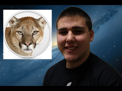 Apple Mac OS X 10.8 Mountain Lion Full Walkthrough