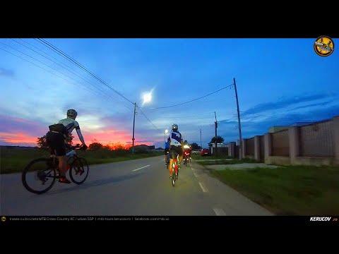 Montaj video: Joi seara pedalam lejer / #59 / Bucuresti - Darasti-Ilfov - 1 Decembrie - Adunatii-Copaceni [VIDEO]