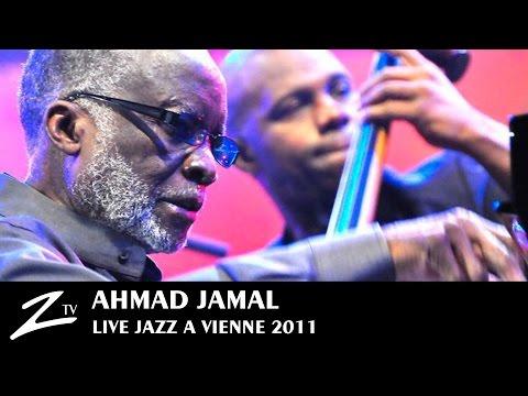 Ahmad Jamal - Jazz à Vienne 2011 (Official)