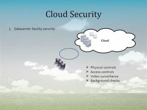 Cloud Computing Security Overview by Stratus Innovations Group