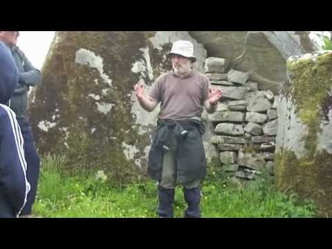 Cavan Burren Geological & Archeological Walk Part 2 of 3