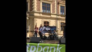 Az Exit zenekar fellépése Keszthelyen