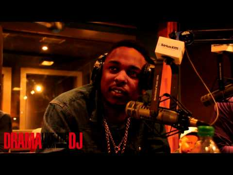DJ Drama Interviews Kendrick Lamar On Shade 45
