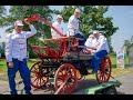 Petrovice u Karviné: Soutěž hasičských veteránů a Festival bez hranic
