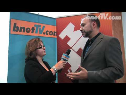 bnetTV interviews Praekelt Foundation at MMA Forum London 2011