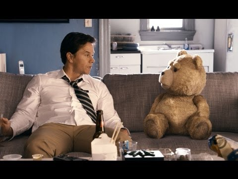 Ted - Trailer poster