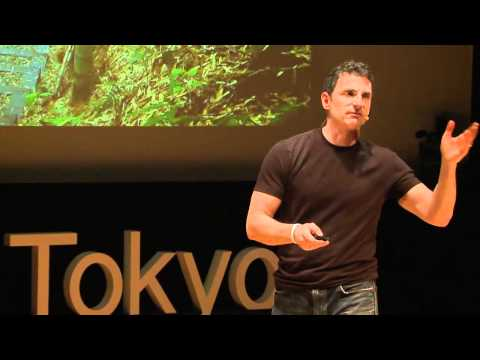 TEDxTokyo - Garr Reynolds - Lessons from the Bamboo - [English]