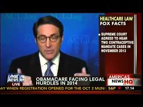 Obamacare Facing  Legal Hurdles In 2014 - Constitutionally? - Americas News HQ