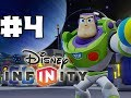 Disney Infinity - Gameplay Walkthrough - Toystory in Space Playset - Part 4 (HD)