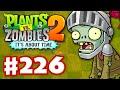 Plants vs. Zombies 2: It's About Time - Gameplay Walkthrough Part 226 - Dark Ages Pinata Party