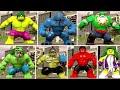 LEGO Marvel Super Heroes 2 - All Hulks Showcased (Free Roam)