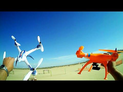 Syma X8C vs Tarantula X6 Drones Comparison Flights - 90A4JdsSoFm1Okfu0DHTuQ