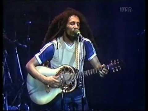 Bob Marley Live Concert 1980 Dortmund, Germany - Pt. 8