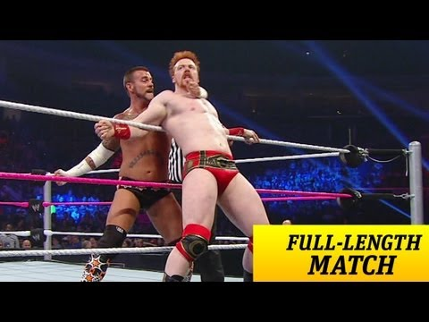 FULL-LENGTH MATCH - WWE Main Event - Sheamus vs. CM Punk - Champion vs. Champion Match