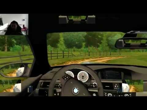 Let's Play City Car Driving #002 - BMW M3 E92 !