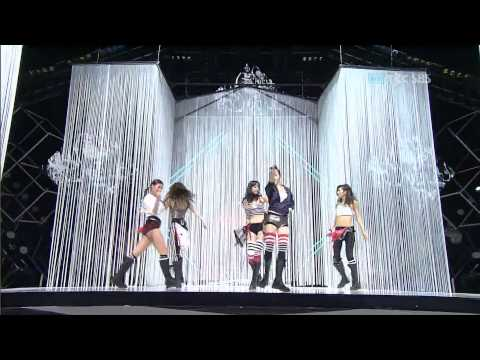 [090118][HD] After School - AH! (Debut Stage) @ Inki