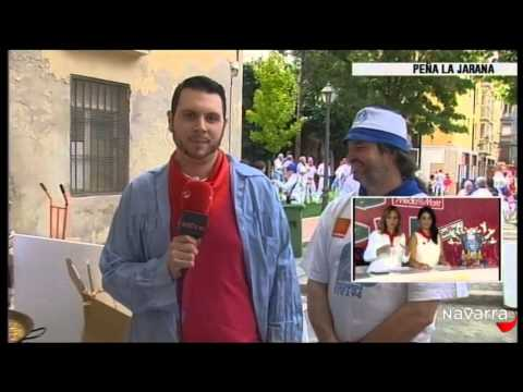 Viva San Fermín 10 julio 2014 parte 1