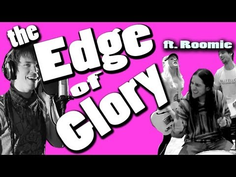 The Edge of Glory - [Walk off the Earth + Roomie] Lady Gaga Cover