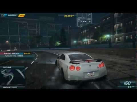 NFS Most Wanted steering sensitivity fix