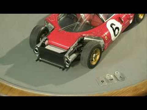 Car Room Magazine: GMP-s 1:18 Ferrari P4!