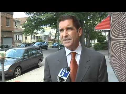 NY1 Covers Sen. Klein's Anti-Rim Theft Legislation